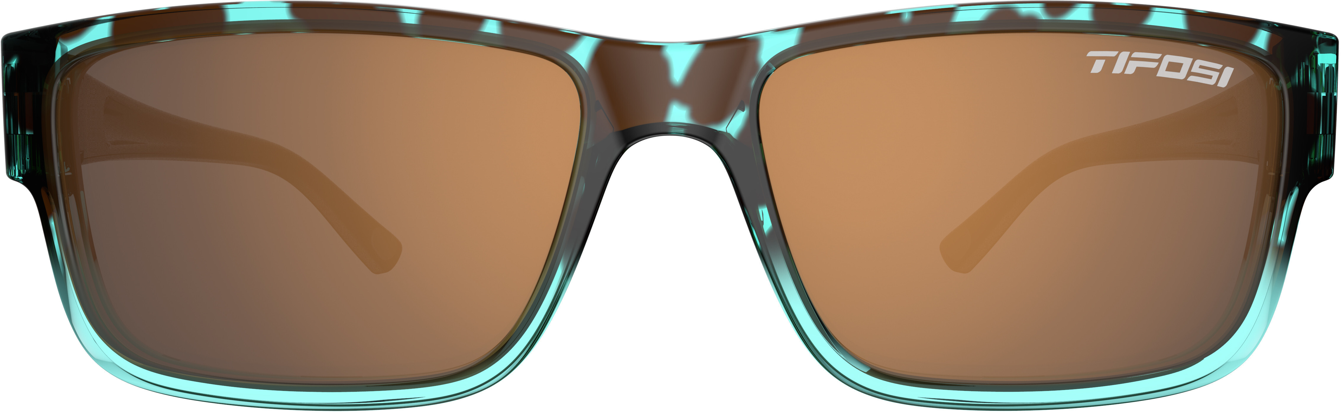 Tifosi Hagen 2 0 Glasses Blue Tortoise Brown Polarized